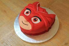 Owlette Cake Nicola Welbourne 01