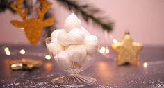 Truffes coco de Noël en vidéoVoir la recette desTruffes coco de Noël en vidéo >>