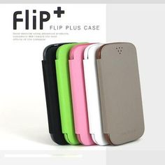 Flip Plus Cover Case for iPhone 5,Galaxy S3 III,Note 2 II,Note 1 at U$9.88