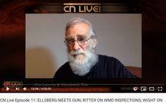 Ray McGovern Sep Policy v Intelligence Einstein, Live