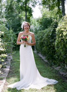 a minnesota bride with loads of style