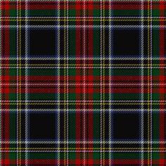 Stewart/Stuart Black #2 Tartan. Information from The Scottish Register of Tartans.