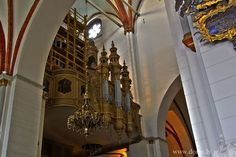 """""""Concerto Piccolo"""" gives the opportunity to relish one of the most splendid and valuable historical organ in the outstanding acoustics of Riga Dome."""