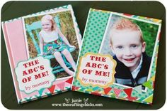 """THE ABC's of ME {an """"all about me"""" digital ABC book} love this idea"""