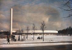 Helsinki Olympics Stadium 1938.