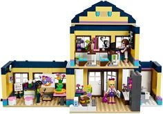 Lego Friends Heartlake High School - Comes out August '13