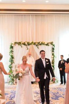 Wedding exit - PSJ Photography Cinema Wedding, Wedding Exits, Wedding Ceremony, Wedding Gowns, Wedding Picture Walls, Hayley Paige Bridal, Kate Dress, Bridal Salon, Wedding Gallery