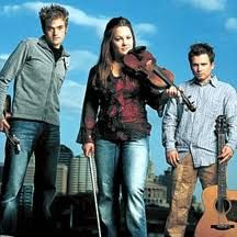 Nickel Creek. Give them a listen. Now.