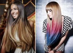 New Hair Highlights Ideas
