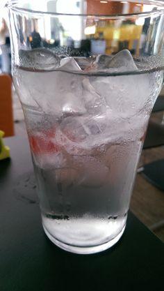 Masser af isvand.:-)