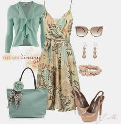 Get Inspired by Fashion: Spring Outfits | Love