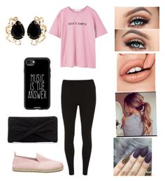 """""""Untitled #1708"""" by glamor234 on Polyvore featuring MANGO, Dorothy Perkins, TOMS, Reiss, Casetify and Bounkit"""