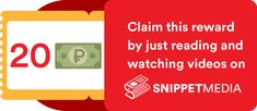 Earn as much as just by reading and watching videos on SnippetMEdia. Ways To Earn Money, Bar Chart, Coding, Entertainment, Videos, Video Clip, Programming, Entertaining