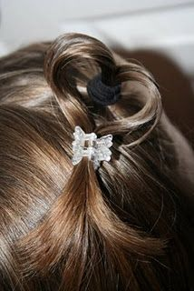 """""""LuvPiggies"""" Heart Pigtails {Easy Valentine's Day Hairstyles in under 5 minutes!}"""