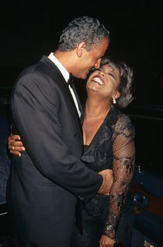 Stedman Graham Hugging his longtime love Oprah Winfrey Black Celebrities, Celebs, Oprah And Stedman, Roi Mohamed 6, Black Celebrity Couples, Vintage Black Glamour, Black Families, Famous Couples, Iconic Photos