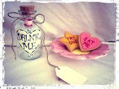 Alice In Wonderland Decor! <3
