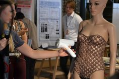3D Printing Fashion and Lingerie: Will 3D printing mean the end of handmade or the beginning of couture wear for all? Find out all the latest!  http://fortheloveoflingerie.com/3d-printing-fashion-lingerie-design/