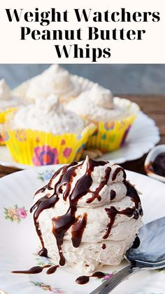 Low Calorie Desserts, Diet Desserts, Healthy Low Carb Recipes, Ww Recipes, Healthy Desserts, Easy Desserts, Delicious Desserts, Dessert Recipes, Losing Weight
