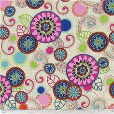 Kawinkydink Floral Fabric | Shop Hobby Lobby
