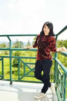 #Girl #GoGreen #Pretty