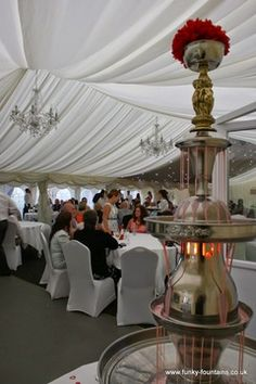 Drinks Fountains Funky The Chocolate Fountain Company Serving South Wales And