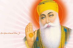 The way you are looking for guru nanak dev ji images and HD images, photo wallpaper or picture gallery. we have best collection of guru nanak dev ji photo frame and images. Guru Nanak Picture, Guru Nanak Photo, Guru Nanak Ji, Nanak Dev Ji, Founder Of Sikhism, Guru Nanak Teachings, Guru Nanak Wallpaper, Facebook Dp, Gurbani Quotes