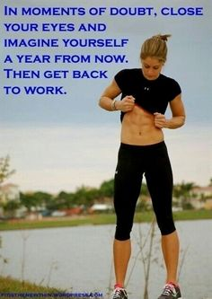 Garage gym, fitness, and Crossfit image gallery. These are motivational and fun images that I find and I take no credit for them. So share and pin away! Pg7 #FitnessPictures