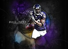 Ed Reed the Ball Hawk