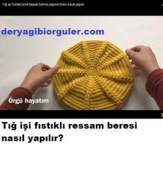 Tek Yumakla Ombre Kazak Yapılışı | Deryagibiörgüler Knitting Patterns, Crochet Hats, Knitting Hats, Knit Patterns, Knitting Stitch Patterns, Loom Knitting Patterns