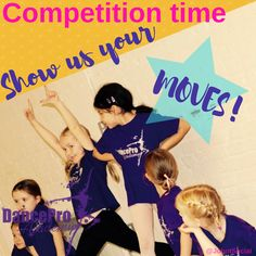 Show us your moves - competition