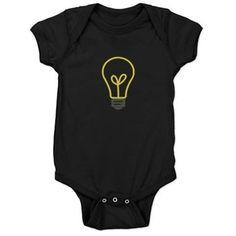 Electric Baby Bodysuit