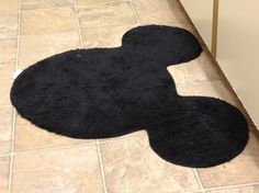 Mickey mat for the kitchen!! :)