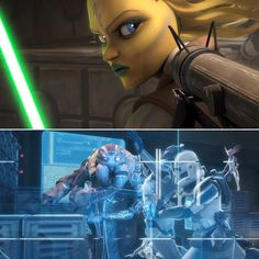 Watch a Preview of the New Star Wars: Clone Wars Story Arcs
