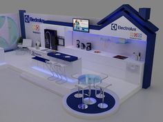 Electrolux Booth