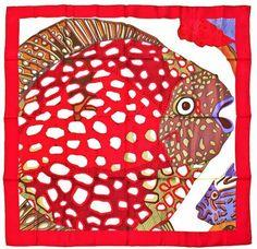 Hermes foulard fantasy