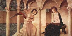 De mooiste annunciatie: Fra Angelico in Florence – Ciao tutti – ontdekkingsblog door Italië