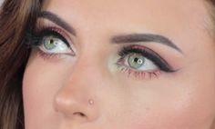 Gorgeous summer look-makeup tutorial