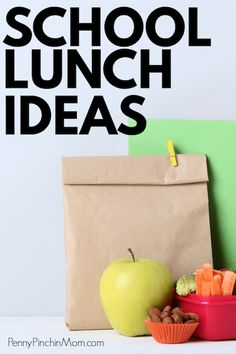 Get 30 days of ideas for kids! Even if you have a picky eater, you will get healthy lunch ideas for kids and teenagers alike! Get the free lunch planning printable so you can build a school lunch easily for your kids! Kid Friendly Dinner, Kid Friendly Meals, Easy Healthy Recipes, Get Healthy, Healthy Food, Kids Lunch For School, School Lunches, School Ideas, Picky Eaters Kids
