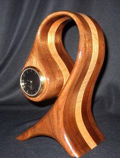 Teardrop Clock