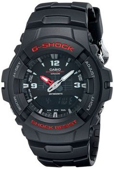 nice G-Shock Men's G100-1BV - For Sale Check more at http://shipperscentral.com/wp/product/g-shock-mens-g100-1bv-for-sale/