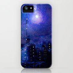 City of lights iPhone & iPod Case by Viviana Gonzalez - $35.00