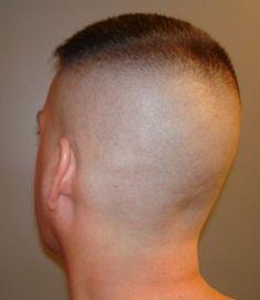 Haircut.            Zero fade