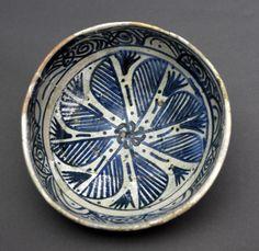 dish 15th century Valencia Inventario: FC.1994.02.206