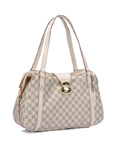 Louis Vuitton Damier Azur Canvas Stresa PM N42220