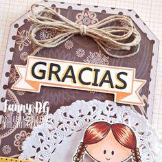 Scrap de Fanny DG: Blog Hop: Dando Gracias con Latina Crafter Vintage Banner, Latina, Scrap, Blog, Serif, Vintage Flag, Tat, Blogging