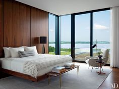 14 Sleek Contemporary Bedrooms from the Pages of AD