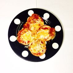 Healthy Pizza Alternative on Glitter 'n Goals #Pizza #Advocare #Healthy