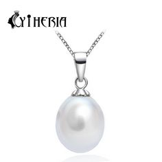 CYTHERIA 100% natural Pearl Pendant,Drop Shape Natural Freshwater Pearl Silver Necklace Pendant Free Shipping♦️ SMS - F A S H I O N 💢👉🏿 http://www.sms.hr/products/cytheria-100-natural-pearl-pendantdrop-shape-natural-freshwater-pearl-silver-necklace-pendant-free-shipping/ US $6.90