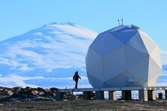 antarctic research station - Google Search