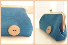 Designed with chic styling in mind, this retro blue linen handbag is as smooth and cool as they come. If you're looking for a great gift for your mom, girlfriend or even yourself then try this unique and stylish handmade clutch bag. Gifts For Your Mom, Gifts For Women, Clutch Purse, Coin Purse, Handmade Clutch, Retro Fashion, Women's Fashion, Retro Design, Fashion Accessories